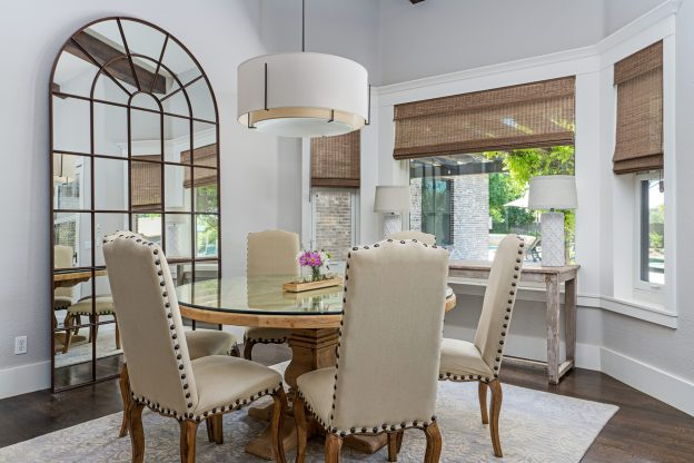 Blinds Chalet offers a wide variety of bamboo shades