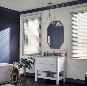 """Blinds Chalet product feaure 2"""" faux wood blinds"""