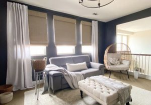 how to make a window a focal point