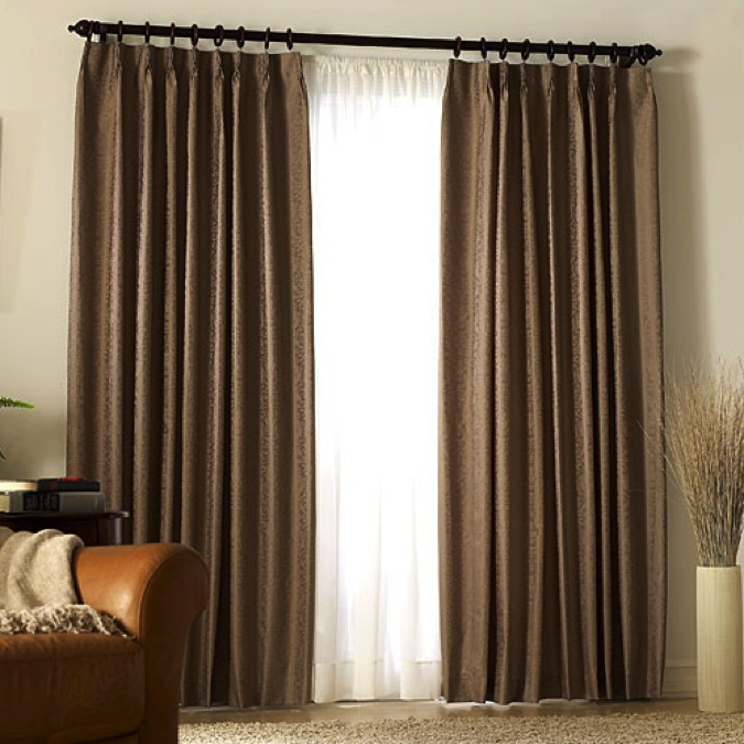 Rental Apartment Drapes