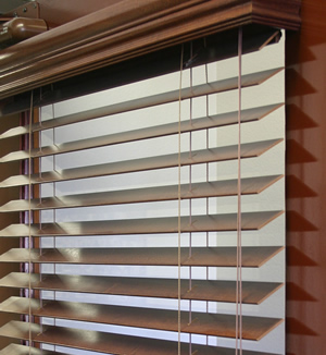 Superior Magnetic Mini Blinds