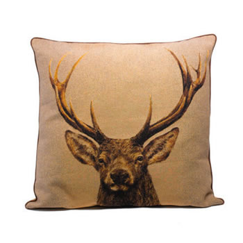 elk pillow