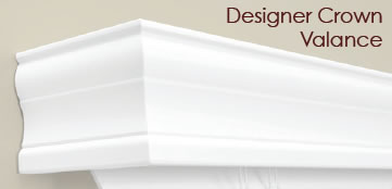 Smart Privacy Designer Valance