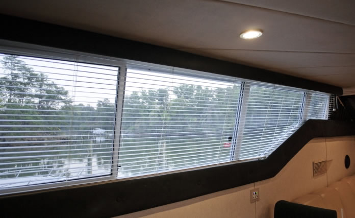 Custom Window Blinds For Boats And Yachts
