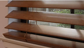 FREE Routless on our top selling Wood and Faux Wood Blinds