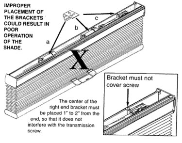 cell shade brackets