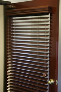 Door Mount Blinds