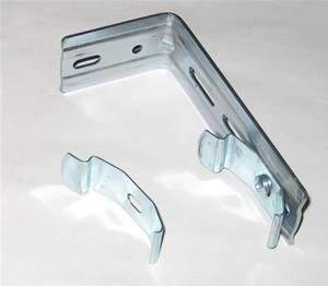 vertical blinds mounting bracket