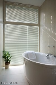 Cordless blinds are a child-safe choice in any room.