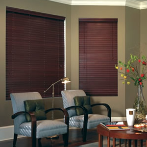 Premium Cordless Wood Blinds