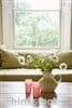 Include a valance with beautiful bay windows