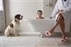 Create a pet-friendly environment with cordless blinds