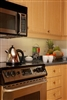 Easy kitchen upgrades include painting cabinets and choosing new hardware for doors and drawers.