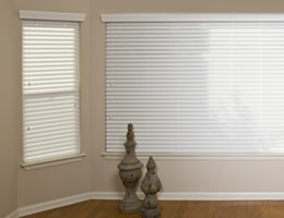 "Premier 2"" Faux Wood Blinds"