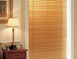 Red Express 2 inch Wood Blinds