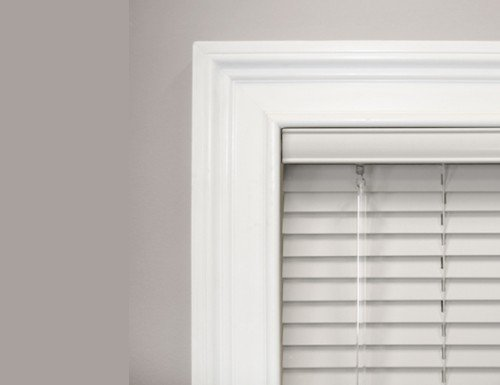 Shallow Depth Window Blinds For