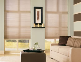 "1/2"" Translucent Single Cell Shades"