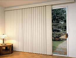 Patio Door Blinds & Vertical Door Blinds | Panel Track Shades | Blinds French Door