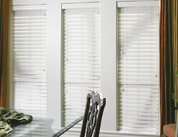 Faux Wood Blinds Vinyl Plastic Discount Fake Wood Blinds 2 Inch
