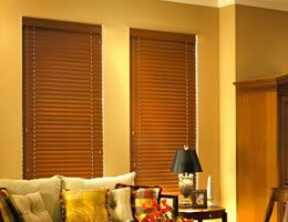 Oak Express 2 inch Composite Blinds