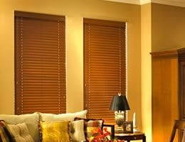 Chestnut Express 2 inch Composite Blinds