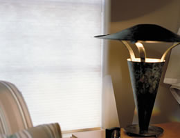"Cordless 9/16"" Translucent Single Cell Shades"