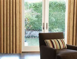 Bamboo Window Curtains | Bamboo Drapes | Blinds Chalet