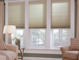 "Ultimate Cordless 3/4"" Single Cell Shades"