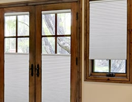 "Premier 3/4"" Translucent Single Cell Shades"