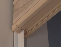 Comfortrack Plus Cellular Insulating Window Shades
