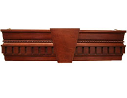 Platinum Wood Cornice