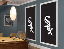 Chicago White Sox Roller Shades