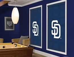 San Diego Padres Roller Shades