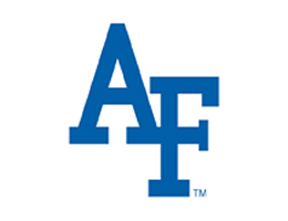 Air Force Academy Falcons Roller Shades