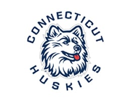 Connecticut Huskies Roller Shades