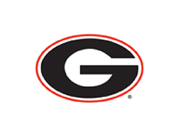 Georgia Bulldogs Roller Shades