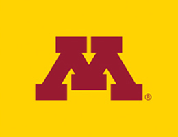 Minnesota Golden Gophers Roller Shades