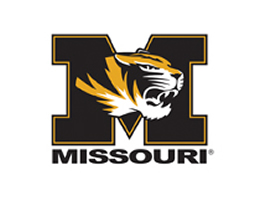 University Of Missouri Blinds Mizzou Tigers Roller Shades