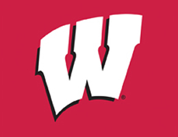 Wisconsin Badgers Roller Shades