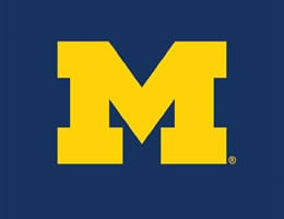 Michigan Wolverines Roller Shades