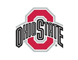 Ohio State Buckeyes Roller Shades