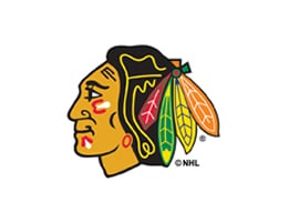Chicago Blackhawks® Roller Shades