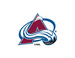Colorado Avalanche® Roller Shades