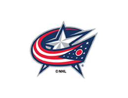 Columbus Blue Jackets® Roller Shades