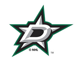 Dallas Stars™ Roller Shades