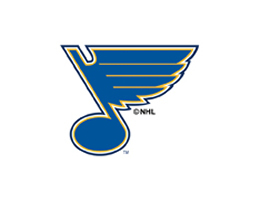St. Louis Blues® Roller Shades