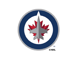 Winnipeg Jets™ Roller Shades