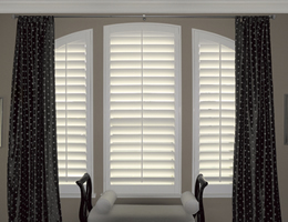 Clairmonte Wood Shutters - Whites