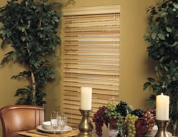Walnut Limited Editions 2 1/2 inch Wood Blinds