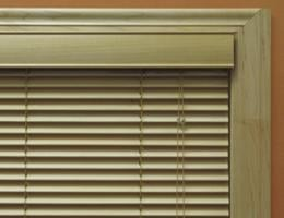"Limited Editions 1"" Wood Blinds"